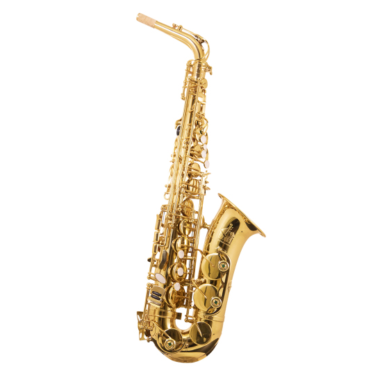 The Horn Alto - Full Body